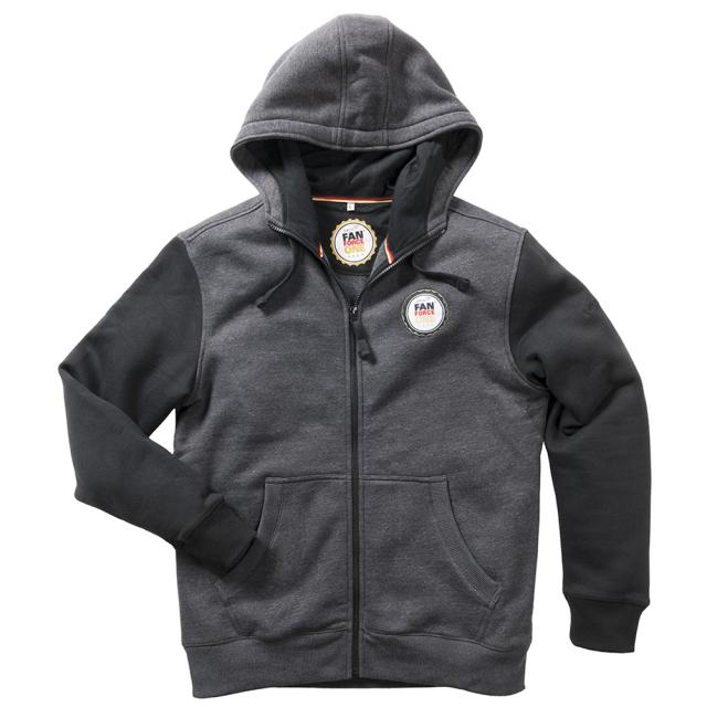 Fan Force One Sweatshirtjacke S