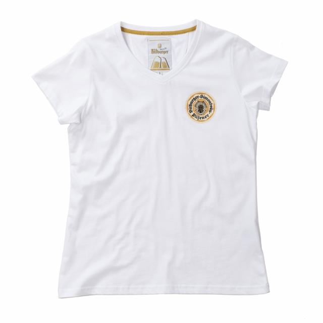 T-Shirt Damen Retro S